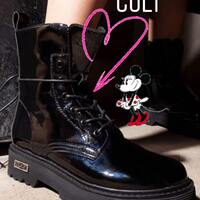 Cult  Aggiungi un tocco di grinta underground  al tuo stile . New Collection  Shop On Line www.moodluxurytorino.com  #cultofficial1987 #shoes #fashion #style #collection #musthave #shopping #love #boutiquetorino