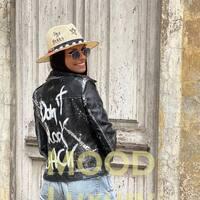 Cappello Ma_Manuelitas Jacket D.IY. Fabriloren  New Collection: Shop online: www.moodluxurytorino.con Spedizione gratuita H24 in tutta Italia 🇮🇹 #diyfabriloren #ma_manuelitas #moodluxury #cappello #jacket #torinoèlamiacittà #chieri #moncalieri #grugliasco #cuneo #dronero #alba #fossano #bra #cavour #alessandria #asti #novara #arona #stresa #biella #vercelli #chivasso #sanmaurotorinese #candia #rivoli #collegno #giaveno #avigliana #sangillio