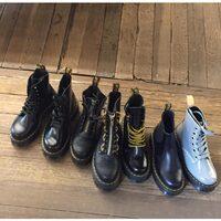Dr.Martens SPECIAL PRICE  DOMANI 29 NOVEMBRE SIAMO APERTI    10.00 / 13.00   15.00 / 19.30 Shop online: www.moodluxurytorino.com Spedizione gratuita H24 in tutta Italia 🇮🇹   #drmartens#fashion #flamour#glamour #style #musthave #shoes #boots #sinclair #black #mood #swiss #boots #boutiquetorino