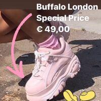 Buffalo London Special Price € 49,00 Shop On Line www.moodluxurytorino.com  #buffalolondon #shoes #fashion #style #musthave #lady #shopping #love #boutiquetorino