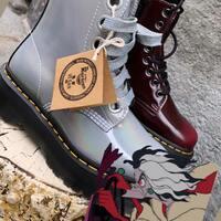 Dr.Martens Jadon Vegan Vieni in negozio o visita il nostro sito: www.moodluxurytorino.com  #drmartens #vegan #fashion #molly #shoes #boots #shopping #love #musthave #boutiquetorino