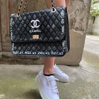 SUPERGA Sneakers  D.I.Y. Fabriloren Bag Shop online: www.moodluxurytorino.com Spedizione gratuita H24 in tutta Italia 🇮🇹 #superga #supergaofficial #fabriloren #bag #torinoèlamiacittà #boutique #fashion #glamour #torino #chieri #sanmaurotorinese #pecetto #moncalieri #chivasso #settimotorinese #candia #vercelli #novara #biella #arona #collegno #rivoli #giaveno #avigliana #mondovi #cuneo #fossano #alba #alessandria #asti